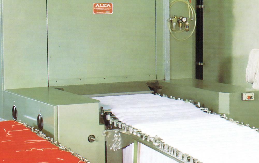 Drying uniformity