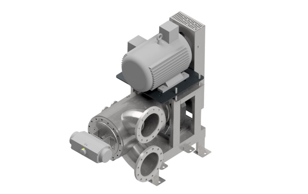 Pump design