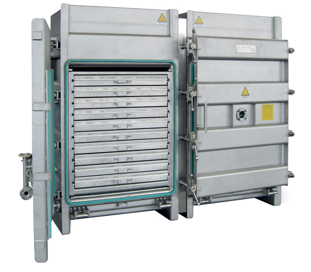 Technical Draw - Cabinet machine with drawer system model AMRE