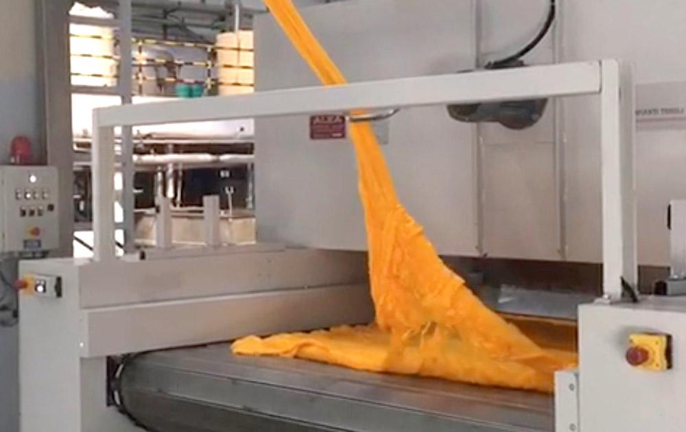 Tow dryer model B 72